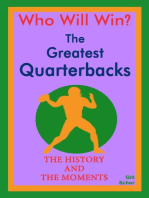 The Greatest Quarterbacks