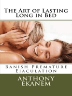 The Art of Lasting Long in Bed