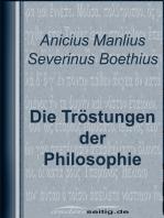 Die Tröstungen der Philosophie
