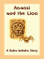 Anansi and the Lion