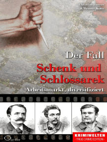 Der Fall Schenk und Schlossarek: Arbeitsmarkt, diversifiziert