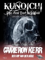 Kunoichi - Die den Tod bringen / Cameron Kerr - Der Cop aus der Hölle, Nr. 1
