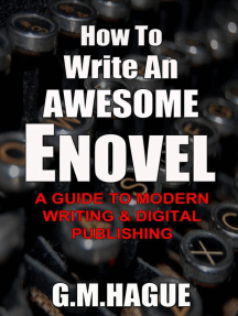 How To Write An Awesome Enovel
