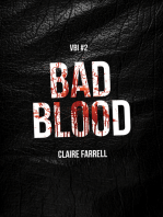 Bad Blood (V.B.I. #2)