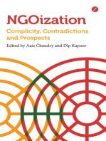 NGOization