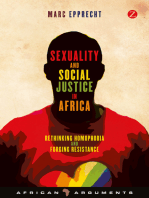 Sexuality and Social Justice in Africa
