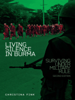 Living Silence in Burma