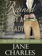Ruined by a Lady (Spirited Storms #3)
