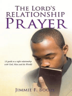 The Lord's Relationship Prayer