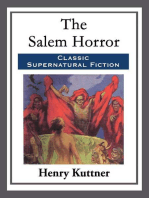 The Salem Horror