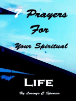 7 Prayers for Your Spiritual Life