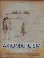 Axiomaticism