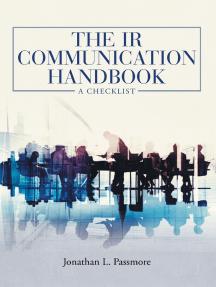 The IR Communication Handbook: A Checklist