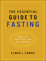 The Essential Guide to Fasting