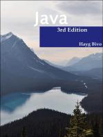 Java, 3rd ed.