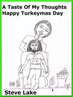 A Taste Of My Thoughts Happy Turkeymas Day