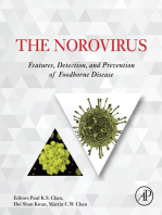 The Norovirus: Features, Detection, and Prevention of Foodborne Disease