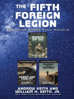 The Fifth Foreign Legion Omnibus