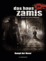 Das Haus Zamis 39 – Kampf der Hexer