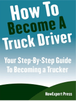 How To Become a Truck Driver