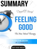 David D. Burns' Feeling Good