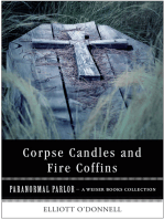 Corpse Candles and Fire Coffins