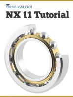 NX 11 Tutorial