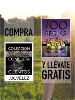 """Compra """"Colección Completa Cuentos"""" y llévate gratis """"100 Reglas para aumentar tu productividad"""""""