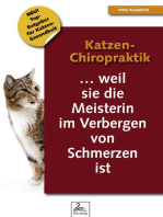 Katzen-Chiropraktik