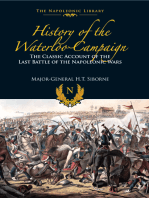 The History of the Waterloo Campaign