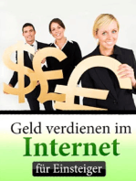 Geld verdienen im Internet für Einsteiger