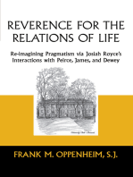 Reverence for the Relations of Life