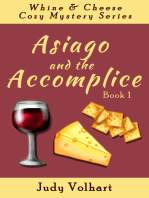 Whine & Cheese Cozy Mystery Series