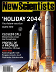 Space Tourism - New Scientists Article