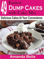 49 Easiest Dump Cakes with Cake Mix