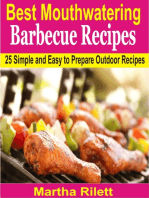Best Mouthwatering Barbecue Recipes