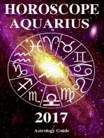 Horoscope 2017 - Aquarius