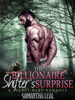 The Billionaire Shifter's Surprise (Paranormal Bear Shifter Short Story)