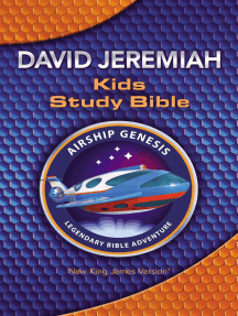NKJV, Airship Genesis Kids Study Bible, eBook: Holy Bible, New King James Version