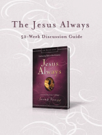 The Jesus Always 52-Week Discussion Guide