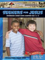Seekers for Jesus