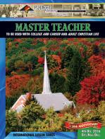 Master Teacher