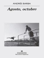 Agosto, octubre