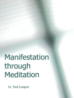 Manifestation Through Meditation