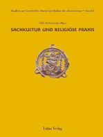 Studien zur Geschichte, Kunst und Kultur der Zisterzienser / Sachkultur und religiöse Praxis