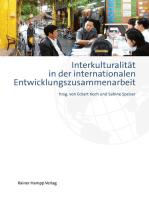 Interkulturalität in der internationalen Entwicklungszusammenarbeit