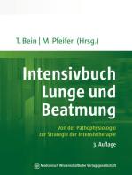 Intensivbuch Lunge und Beatmung