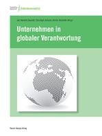 Unternehmen in globaler Verantwortung