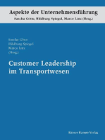 Customer Leadership im Transportwesen