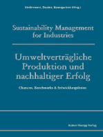 Umweltverträgliche Produktion und nachhaltiger Erfolg